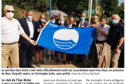 Article RL - Le 18e Pavillon Bleu se hisse au port de plaisance